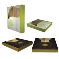 Simple Studio Online Desain Kemasan Baju Muslim Arjuna Weda PT. Wieda Sejahtera