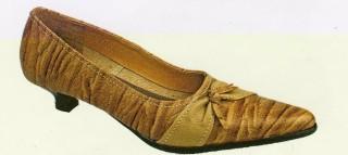 Sepatu Kerja Wanita Bahan Kulit