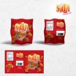 Jasa desain kemasan produk desain kemasan snack Sidji
